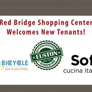 LANE4 Announces New Tenants as Red Bridge Shopping Center Renovations Begin