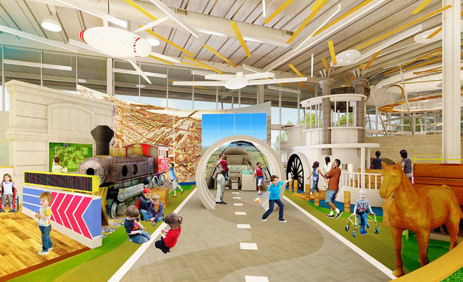Update: Wonderscope Children's Museum