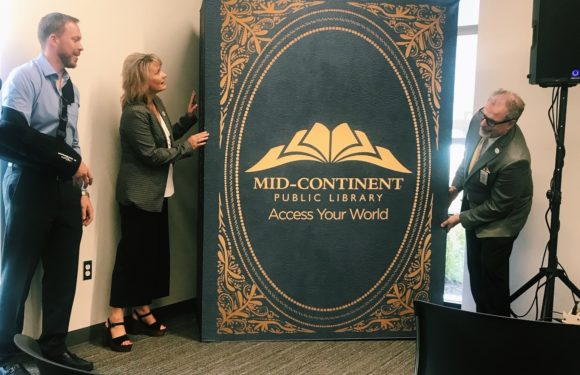 Mid-Content Public Library – Red Bridge Branch Dedication Ceremony