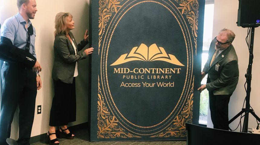 Mid-Content Public Library – Red Bridge Branch Dedication Ceremony